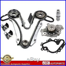 00-02 Chrysler Dodge 2.7L Engine Timing Chain Primary Tensioner Water Pump Kit