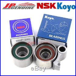 00-04 Genuine Toyota Tundra 3.4l V6 5vzfe Aisin Water Pump Timing A/c Belt Kit