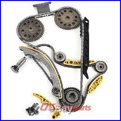00-11 GM 2.0L 2.2L 2.4L Engine Timing Chain Kit Balance Shaft Set Water Pump L61