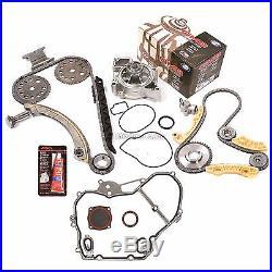 00-11 Saturn Chevrolet Pontiac 2.2 Timing Chain Balance Shaft Kit Water Pump