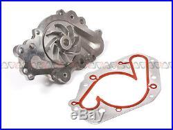 01-04 Chrysler Sebring Dodge Stratus 2.7L Timing Chain Water Pump Kit+Tensioner
