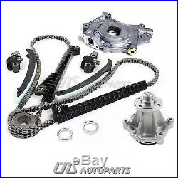 01-04 FORD Timing Chain Water Pump Oil Pump Kit WithO Cam Gears 5.4L SOHC V8 F-150