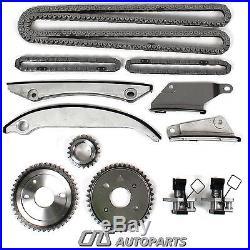 02 03 04 05 Chrysler Dodge 2.7L 167 Engine Timing Chain Kit Water & Oil Pump EER