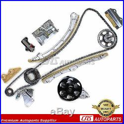 03-07 Honda Accord 2.4L Timing Cam Chain Oil Drive Kit Water Pump K24A4 K24A8