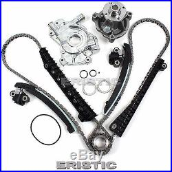 04-08 5.4 Ford F150 Expedition Lincoln Triton 3V Timing Chain Water Oil Pump Kit