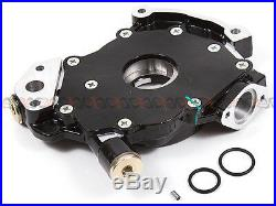 04-08 Ford 5.4L Timing Chain Kit HP-Oil Pump Water+Cam Phasers+Gaskets+Solenoid