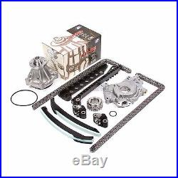 04-08 Ford F150 F250 Lincoln 5.4 TRITON 3-Valve Timing Chain Kit Water Oil Pump