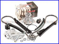 04-08 Ford F150 Lincoln 5.4L 3-Valve Triton Timing Chain Oil& GMB Water Pump Kit