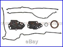 04-08 Ford Lincoln 5.4L 3V Timing Chain Kit Water Pump+Cover Gasket HP-Oil Pump