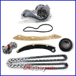 06-09 Honda Civic 1.8L DX EX LX R18A1 R18A4 GX New Timing Chain Kit + Water Pump