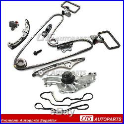 07-10 Ford Lincoln MKZ V6-3.5L DOHC DURATEC Timing Chain Water Pump Kit