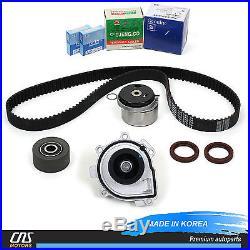09-14 Chevrolet Aveo Aveo5 Sonic Cruze 1.6L 1.8L Timing Belt Kit Water Pump