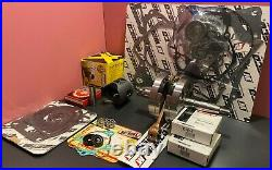 1992-1997 HONDA CR125R ENGINE REBUILD KIT + WaterPump Rebuild Kit