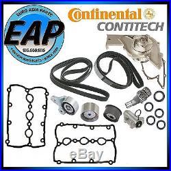 2002-2006 Audi A4 3.0L V6 CRP Timing Belt and OE Water Pump Metal Impeller Kit