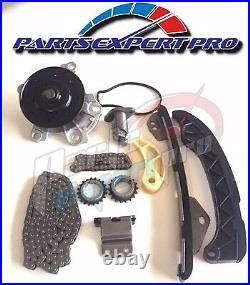2009-2014 Toyota Corolla Timing Chain Kit & Water Pump Matrix Prius Xd1.8lt