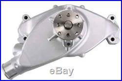 354 392 Chrysler hemi water pump conversion kit with new Chevy aluminum pump