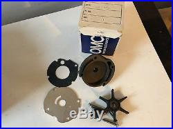 382296 OMC Evinrude Johnson OEM Outboard Water Pump Kit 777811 9.5hp 10hp-old