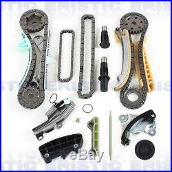 4.0L Ford Mazda Mercury SOHC V6 Engine Timing Chain Kit with Gears+Water, Oil Pump