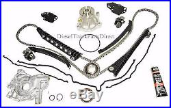 5.4L Ford F150/250 Lincoln Triton Timing Chain Kit+Oil Pump+Water Pump+Gaskets