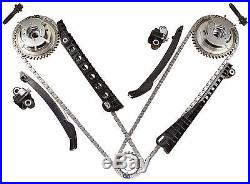 5.4L Ford Lincoln Triton Timing Chain Kit Oil Pump Water Pump Phasers VVT Valves