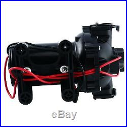 70 PSI Washdown Deck Wash Pump KIT 12v 5.0 GPM High Pressure for Caravan Rv Boat