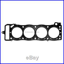 85-95 Toyota 2.4L HD Timing Chain Kit+Cover+MLS Head Gasket&Water Pump 22R 22RE