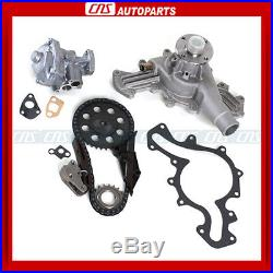 90-94 FORD EXPLORER 4.0L OHV TIMING CHAIN KIT with OIL PUMP & WATER PUMP VIN X