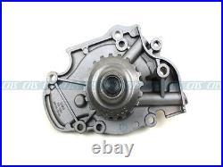 90-97 2.2l Honda Accord Timing Belt Kit Water Pump Valve Cover Gasket F22a F22b