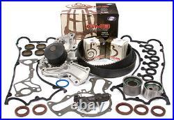 91-99 Mitsusbishi 3000GT 3.0L Timing Belt GMB Water Pump Valve Cover Tensioner