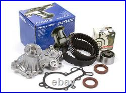 92-98 Suzuki Sidekick Geo Tracker 1.6L SOHC Timing Belt AISIN Water Pump G16KV
