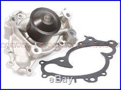 94-04 Toyota Avalon Sienna Camry Lexus 3.0L Timing Belt Water Pump Kit 1MZFE