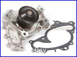 94-04 Toyota Sienna Solara Lexus 3.0L DOHC Timing Belt GMB Water Pump Kit 1MZFE