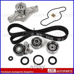 95-02 Mazda 626 Millenia Ford Probe 2.5L V6 Timing Belt Kit & Water Pump Set KL