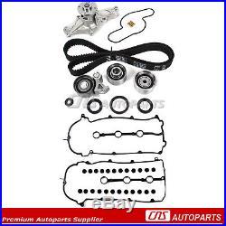 95-02 Mazda Ford 2.5L V6 Timing Belt Water Pump Kit & Valve Cover Gaskets