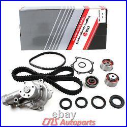 95-99 Mitsubishi Eclipse Talon Turbo 2.0l Timing Belt Kit Water Pump Seals 4g63t