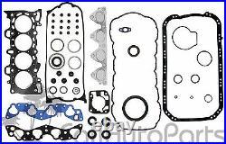 96-00 Honda CIVIC Del Sol 1.6l D16y D16y7 D16y8 Sohc Graphite Engine Rebuild Kit