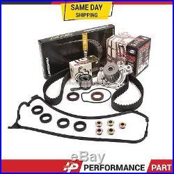 96-00 Honda Civic 1.6L SOHC Timing belt Water Pump Kit Valve Cover D16Y7 D16Y8