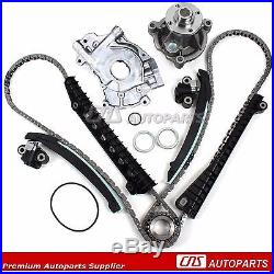 97 02 5.4L FORD E-150 F-150 EXPEDITION Timing Chain Water Pump & Oil Pump Kit
