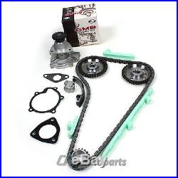 97-02 GM Chevy Oldsmobile Pontiac 2.4L Twin Cam LD9 Timing Chain Kit Water Pump