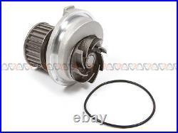 98-03 Isuzu 2.2L Head Gasket Bolt Set Timing Belt Water Pump Kit+Engine Valves