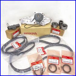 9pcs OEM Timing Belt Kit With Water Pump Fits For HONDA/ACURA Accord Odyssey V6