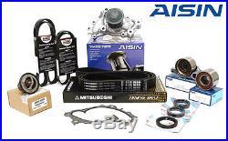 AISIN JAPAN OE Premium Water Pump Timing Belt Thermostat Kit TKT006T