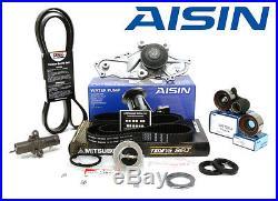 AISIN JAPAN OE Premium Water Pump Timing Belt Thermostat Tensioner Kit TKH002C