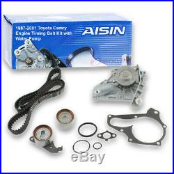 AISIN Timing Belt Kit with Water Pump for 1987-2001 Toyota Camry 2.0L 2.2L L4 if