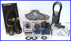 AISIN Water Pump Timing Belt Overhaul Kit 981-72002 Honda Ridgeline 3.5L'06-'08