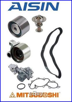 Aisin OEM Toyota V6 3.4L Complete Timing Belt And Water Pump Kit TKT025