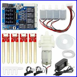 Automatic DIY Plant Smart Watering Kit pump for Arduino Electronic+Oled Screen