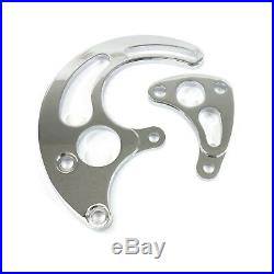 BB Chevy BBC Complete LWP Long Water Pump Aluminum Pulley Kit 454 With Brackets V8