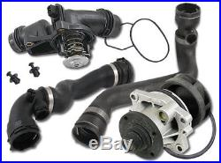 BMW E46 Cool Kit Water Pump, Thermostat, Radiator Hoses