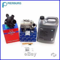 BMW E83 X3 2007-2010 OEM Electric Water Pump Kit 11517586925 NEW